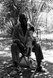 Bawumbu carver, southeastern Gabon