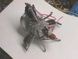 Anzani Radial, a 3 cylinder Y engine