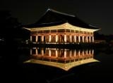 Palace at night - May 2012