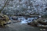 Snowy Cascade II