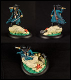 Miniatures Painted For Display