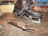 Vieux patins amovibles...