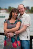 Amanda & Barry's Engagement portraits