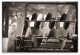 Ancient Farm Machine