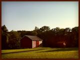 Barn Around The Corner