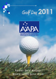 AAPA 2011 Golf Day