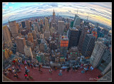 Manhattan HDR Pano