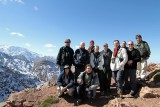1rst group in Morocco 2011 taken in Okaimeden