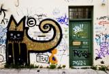 Vandalised Institution