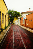 An alley in Plaka