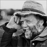 B&W Portraits / Svart hvítar andlitsmyndir