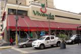A very modern supermarket