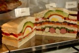 Interesting sandwich construction