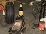 Manly beer holder, up to three tons