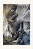 Les sculptures de la DhuysDétail