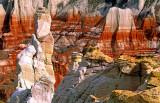 The Preacher, Ha Ho No Geh Canyon, AZ