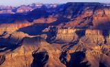 Early morning light at Desert View, Grand Canyon National Park, AZ