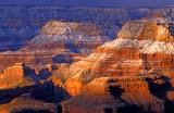 Clearing storm, Grand Canyon National Park, AZ