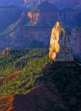 Hayden Peak, Point Imperial, North Rim, Grand Canyon National Park, AZ