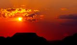 Sunrise, Yavapai Point, South Rim, Grand Canyon National Park, AZ