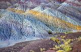 Striped Chinle Formation, Paria Canyon-Vermillion Cliffs Wilderness, AZ