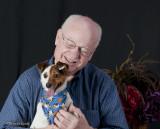 Jack Russel w/ Warren - Volunteers