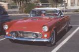 Paul and Jean's 1955 Thunderbird