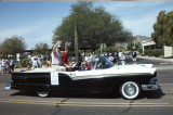 Our Thunderbirds (and other Fords) were helping in the 2012 Ahwatukee Easter Parade
