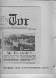 Thunderbird School of International Management