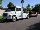 Joe`s Freightliner (not a Thunderbird)