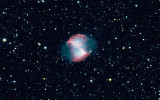 Dumbbell Nebula M 27