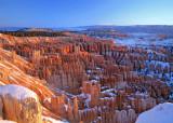 Beautiful Utah Scenery in Winter