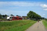 Appingedam - Station en Langerijp