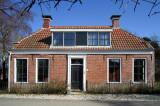 Saaxumhuizen - Dorpsstraat huis