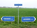 Jukwerd - Wegwijzers