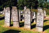 Oudeschans - kerkhof