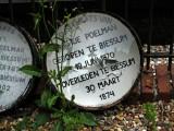 Uitwierde - kerkhof