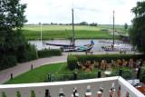 Garnwerd - Café Hammingh uitzicht