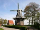 Garnwerd - molen
