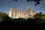 Arundel Castle in HDR