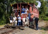 Blue Ridge Railfans' Group Picnic