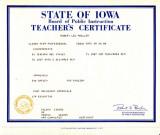 Iowa Teaching Credential.jpg