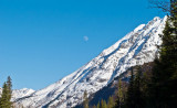 Moon Over The Slopes