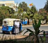 Tutu Taxi in Bahir dar