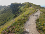 Hiking in the Auvergne - Puy Mary