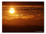 sunset after storm / Sonnenuntergang nach Gewitter (4574)
