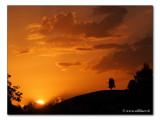 sunrise in Menzingen (0330)