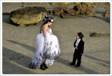 Wedding at Wells Beach