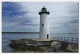 New Hamshire Portsmouth Harbor Light