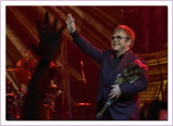 Beware of Caesars Palace Camera policy for the Elton John Show